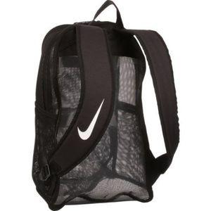 Nike Bags - NIKE BRASILIA 7 MESH BACKPACK   GYM BAG